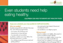 Every Student needs help eating healthy