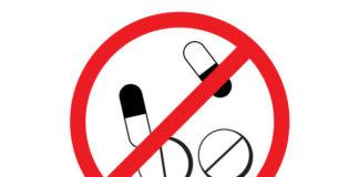 No Drugs Icon