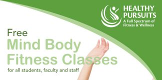 Free Mind and Body Fitness Classes