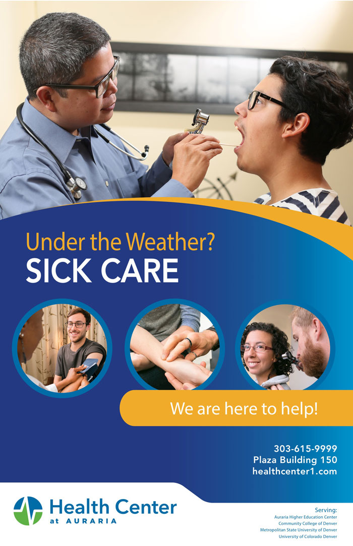 Under the Weather? Sick Care