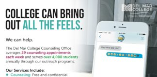 Counseling Center: Counseling can bring out all the feels.