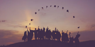 People-throwing-their-graduation-hat-in-the-sky