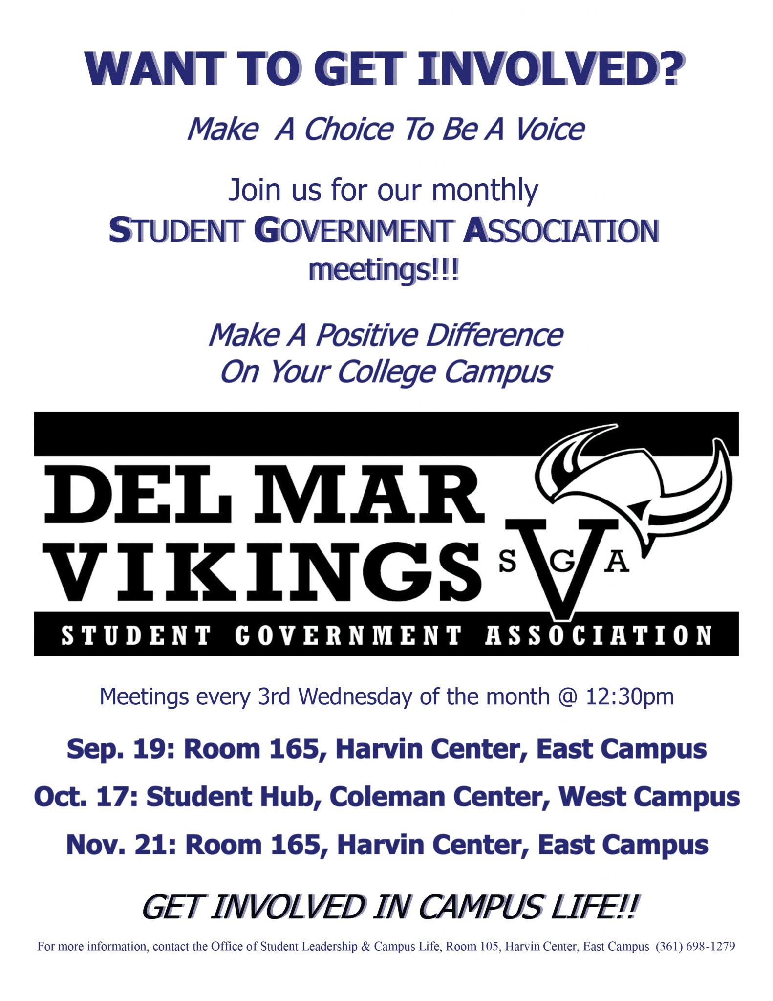 DMC Student Government Association