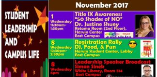 DMC Activities and Events