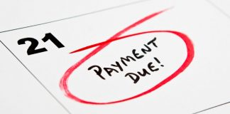 Payment due for school