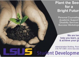 Plan seeds for a bright future: Student development