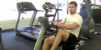 15 minutes: Hiiting the gym