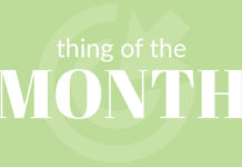Thing of the month: Mint