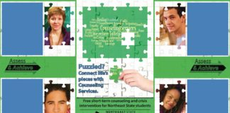 Puzzled? Connect life's pieces with counseling services