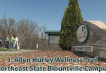 J. Allen Hurley Wellness Trail