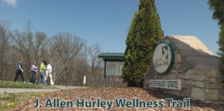 J. Allen Hurley Wellness Trail