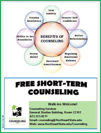 Free Short-Term Counseling