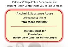 """No More Victims"" Event"