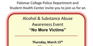 """No More Victims"" Event"