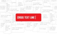 Crisis Text Link Information