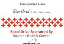 Escondido Center Blood Drive