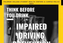 Impaired Driving Prevention Event - Nov. 19