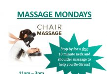 Massage Monday