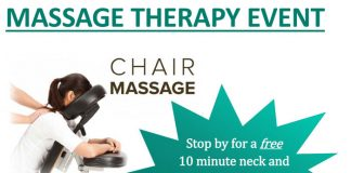 Massage Therapy Event