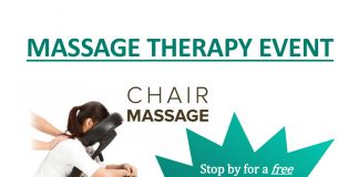 Massage Therapy: May 21