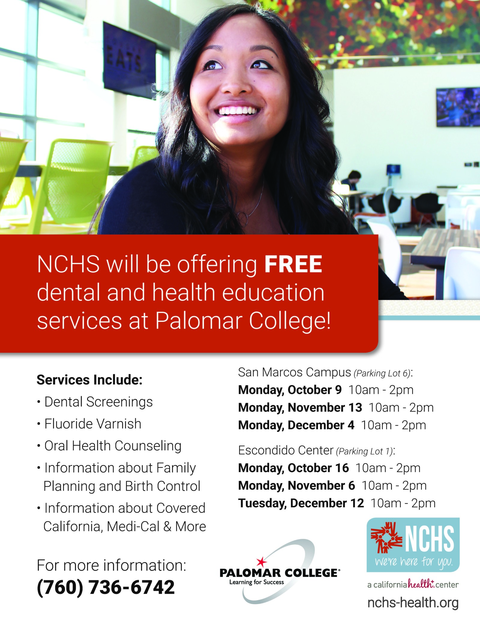 Free Dental Screenings