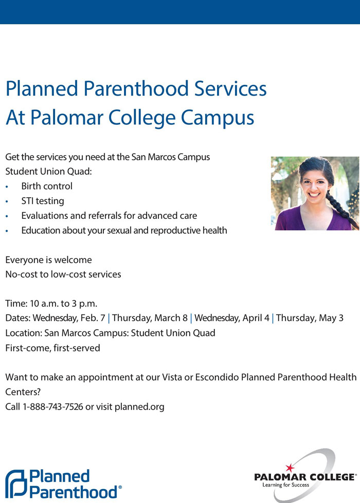 Planned Parenthood Event