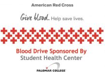 San Marcos Campus Blood Drive