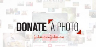 Donate a Photo By Johnson & Johnson