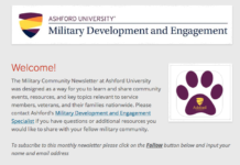 Military Community Newsletter