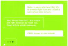 Crisis Text Link