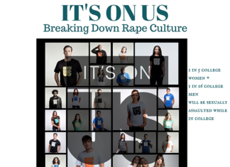 """It's On Us"" – Breaking Down Rape Culture"