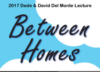 """""""Between Homes"""" – A Lecture by Shahera Hyatt – Director, California Homeless Youth Project"""