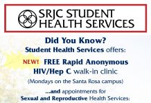 FREE Rapid Anonymous HIV/Hep C walk-in clinic!
