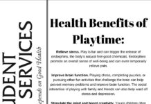 Stress Less, Play More PEERs Coalition Event Tuesday May 9, 2017