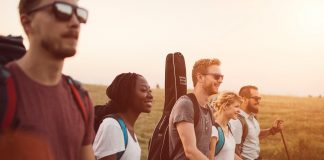 Travelling students