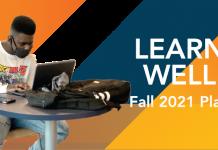 Learn Well Fall 2021 Plan
