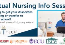 Nursing Info Session