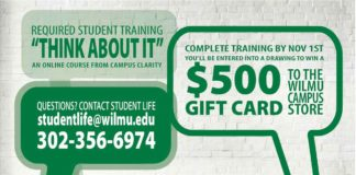 """REQUIRED STUDENT TRAINING """"THINKABOUTIT"""" AN ONLINE COURSE FROM CAMPUS CLARITY"""