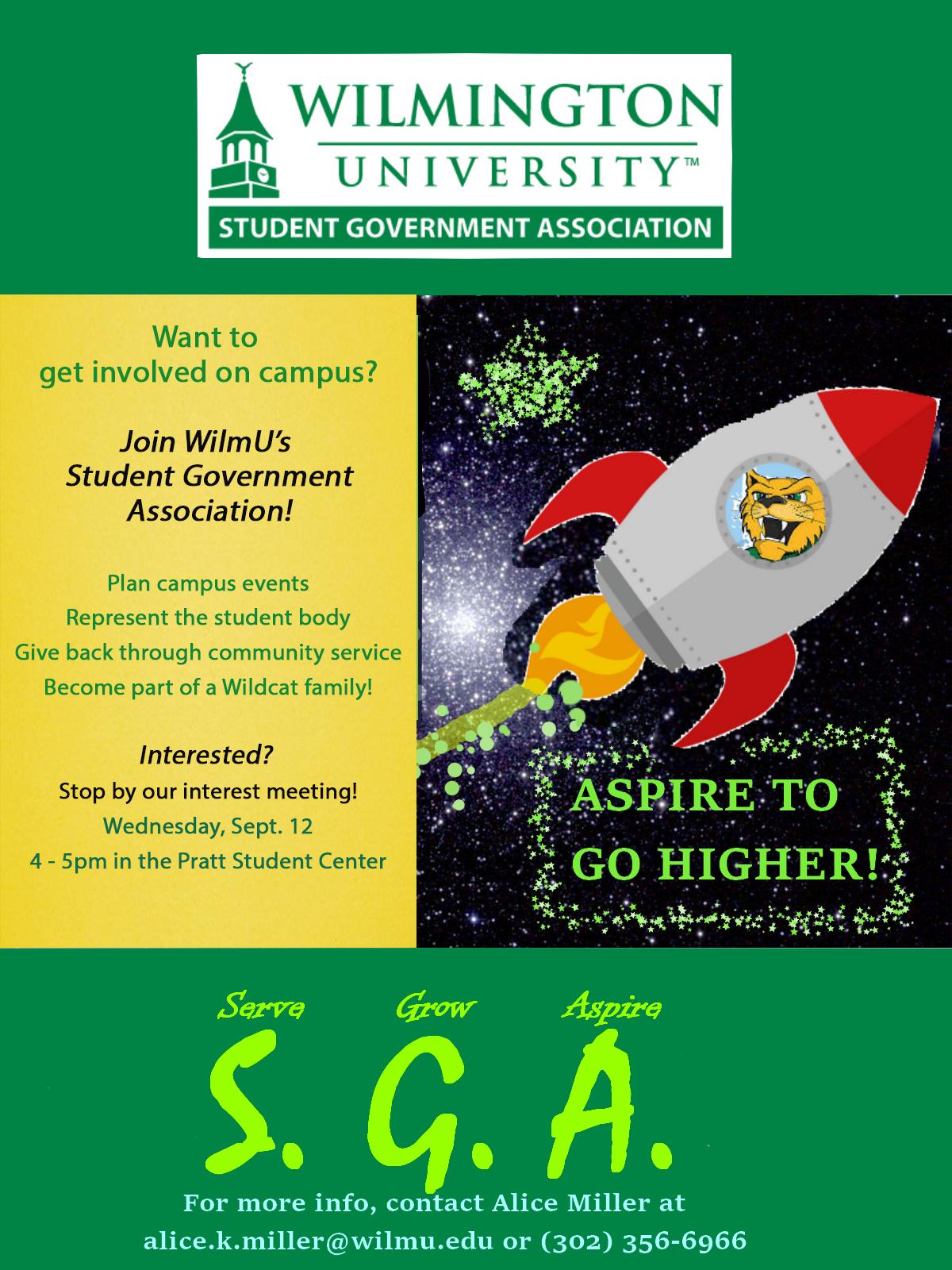 SGA Interest Meeting