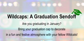Wildcaps: A Graduation Sendoff