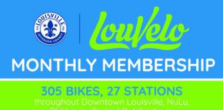 LouVelo Membership