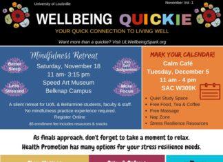 Wellbeing Quickie