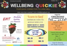 Wellbeing Quickie