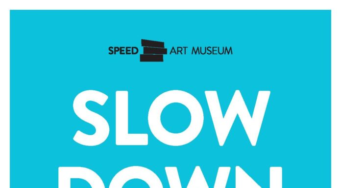 SLOW DOWN AT THE SPEED