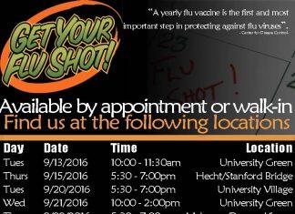 Get your #UM_FLUSHOT