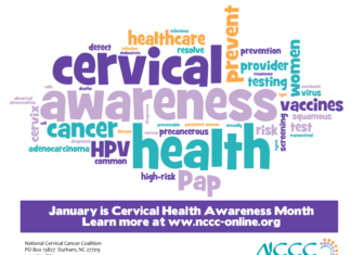 Cervical Health Awareness Month!