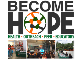 Apply to be a Health Outreach Peer Educator!