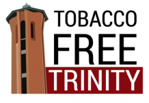 tobacco free trintiy logo