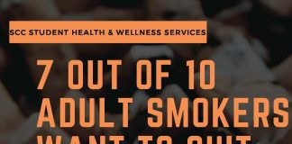 7 OUT OF 10 ADULT SMOKERS WANT TO QUIT COMPLETELY