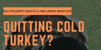 QUITTING COLD TURKEY?